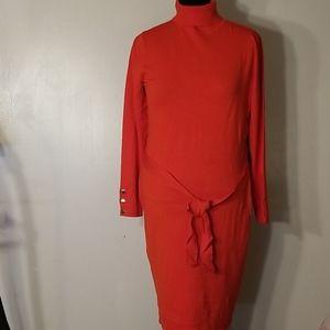 NY&CO Turtle Neck Sweater Dress